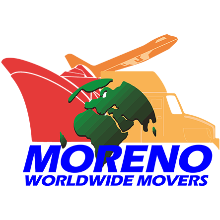 Logotipo Moreno International